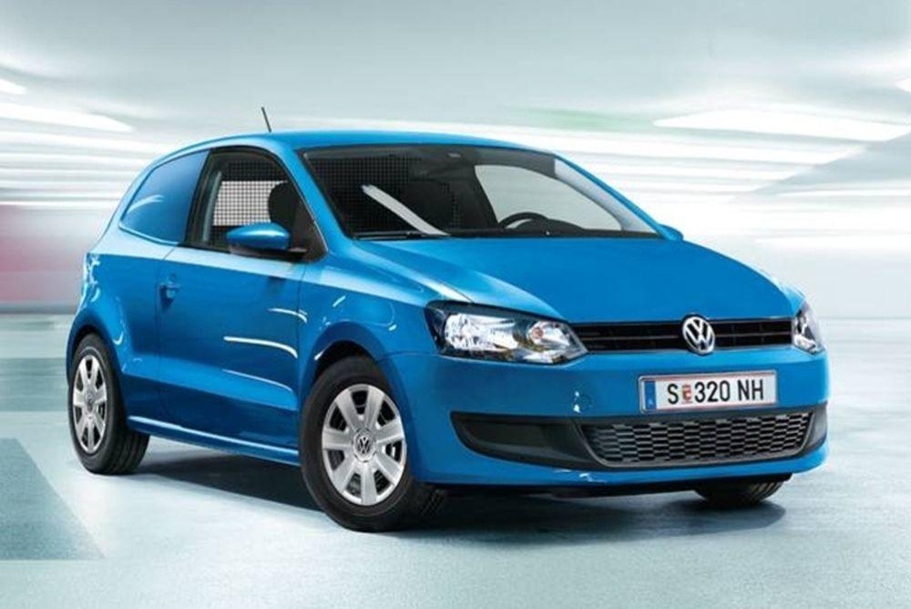 Νέο Volkswagen Polo Van