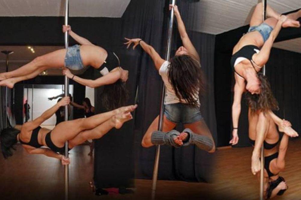 Με το… μυαλό στο pole dancing! (photos)