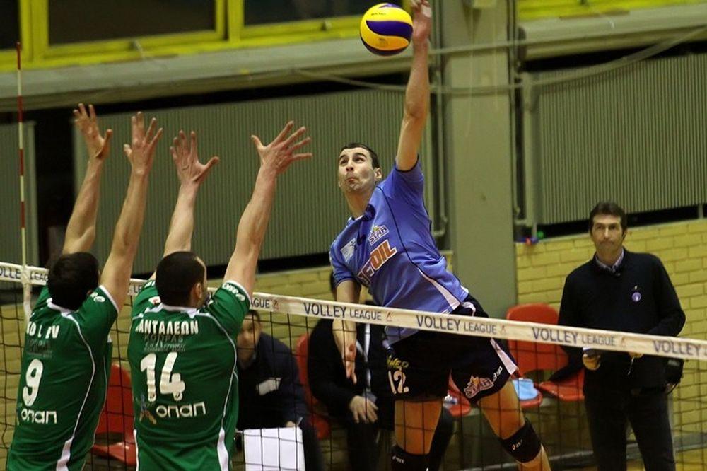 MVP ο Τσούροβιτς