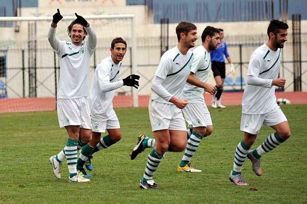 Ακύρωσαν το φιλικό οι ποδοσφαιριστές του Θρασύβουλου!