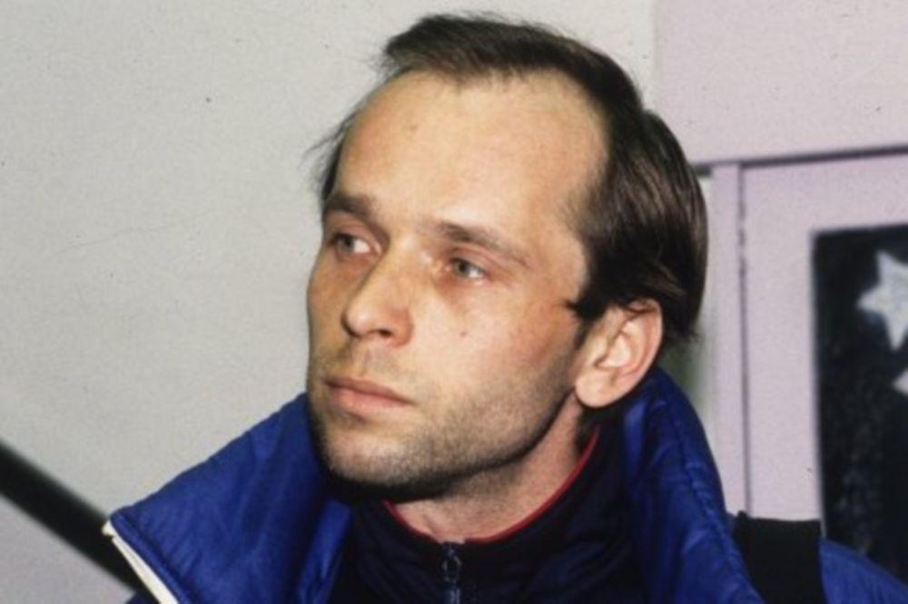 Νεκρός προπονητής χόκεϊ επί πάγου