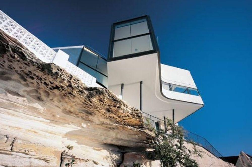 Σπίτι που δεν... φοβάται τα ύψη