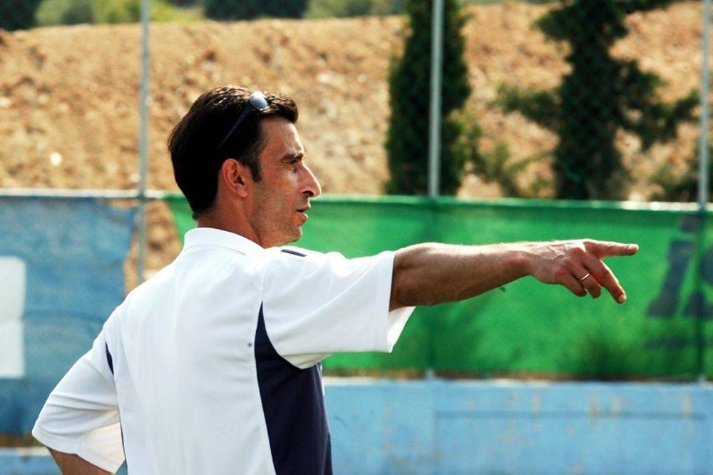 Πατεμτζής: «Οριακό το ματς με ΠΑΟ Κρουσσώνα»
