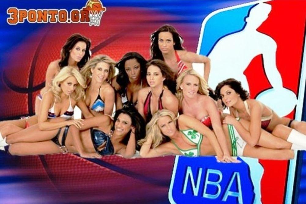 Οι όμορφες cheerleaders του NBA (photos)