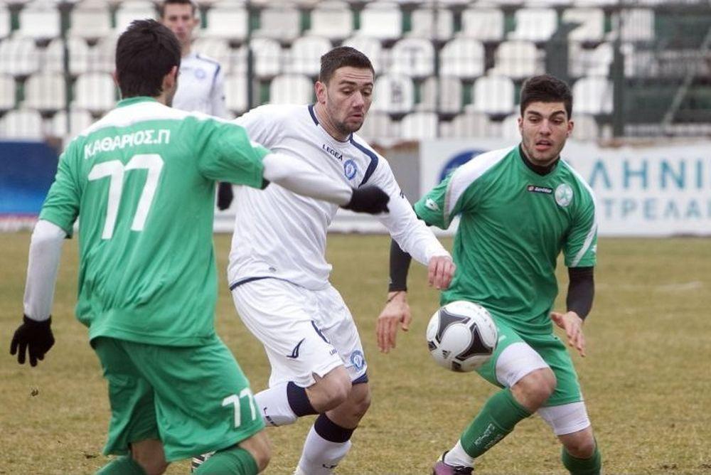 Φιλική νίκη (1-0) ο Αγροτικός απέναντι στην ΑΕΠ Ηρακλής