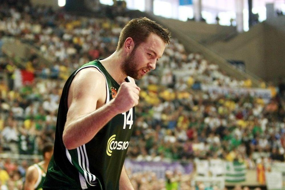 Βουγιούκας: «Απλώς να παίξουμε μπάσκετ»