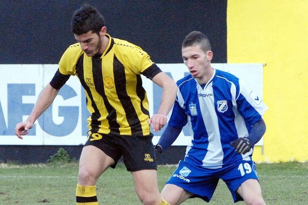 Φιλική νίκη (1-0) με Βύζαντα η Καλλιθέα