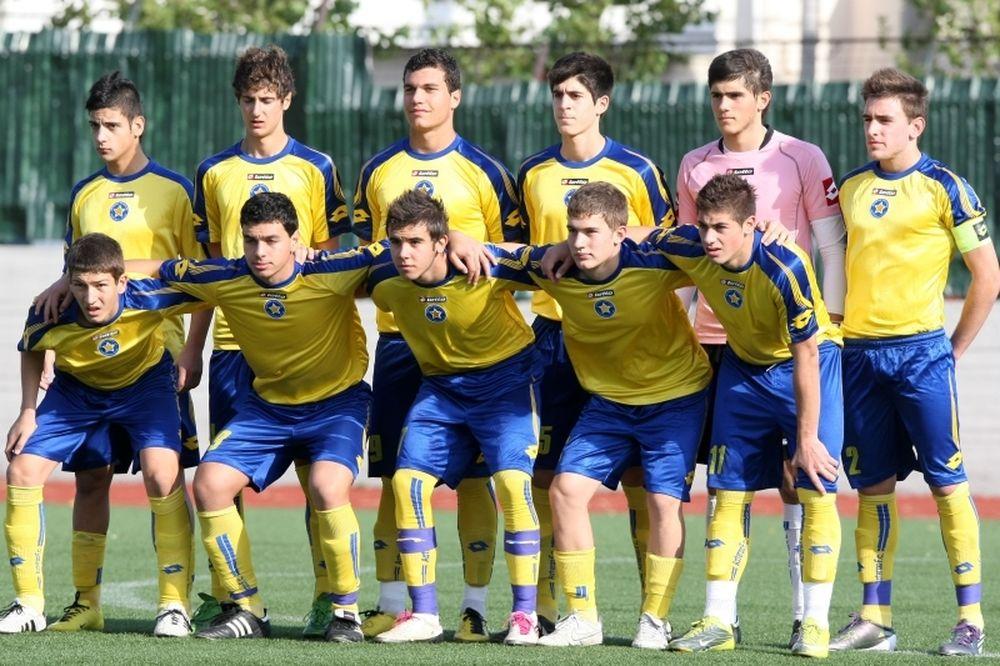 Λεβαδειακός-Αστέρας Τρίπολης 0-1 (Κ-20)