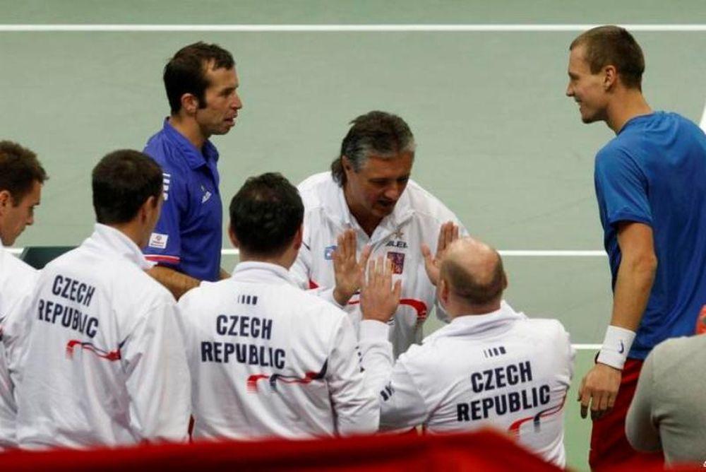 Και η Τσεχία στους «8»