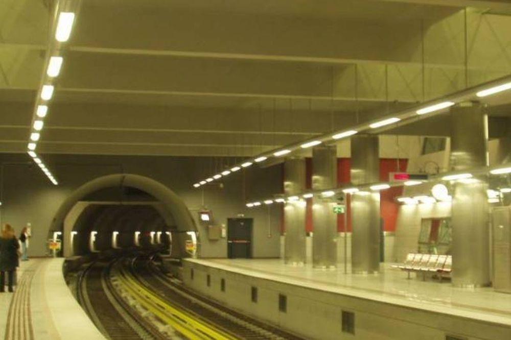 Κλειστός ο σταθμός του μετρό στο Πανεπιστήμιο