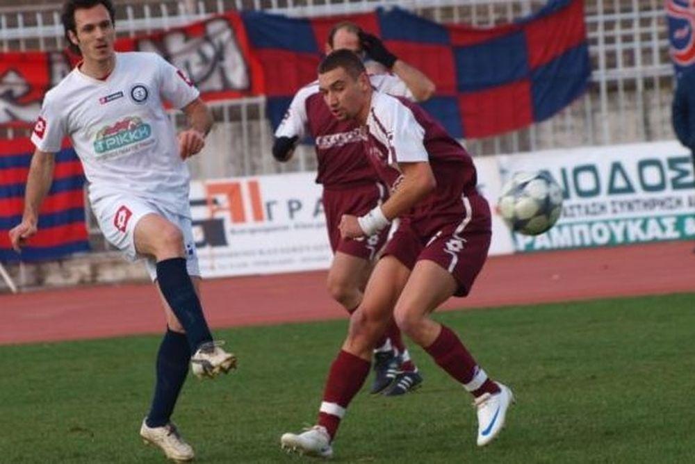 Πυργετός - Αλμυρός 2-0