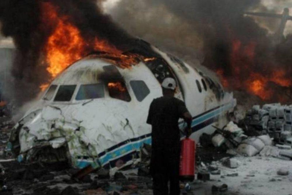 Αεροπορικό δυστύχημα στο Κονγκό