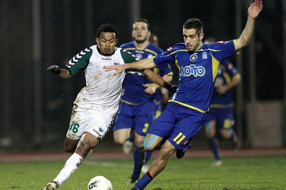 Video: Λεβαδειακός - Αστέρας Τρίπολης 0-1 (φάσεις και γκολ)