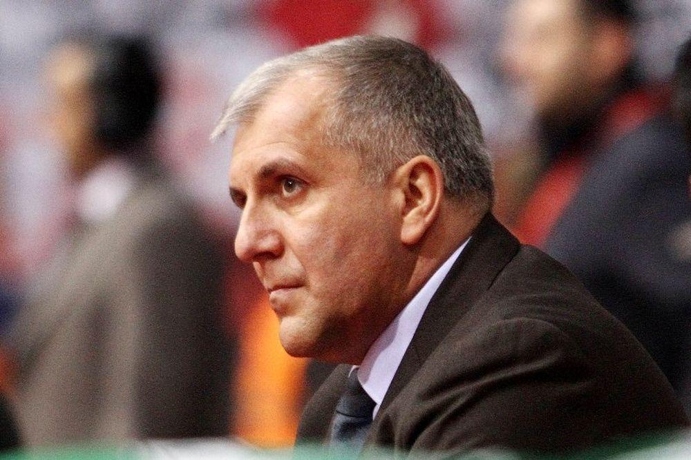Ομπράντοβιτς: «Είναι σοβαρή διοργάνωση αυτή;»
