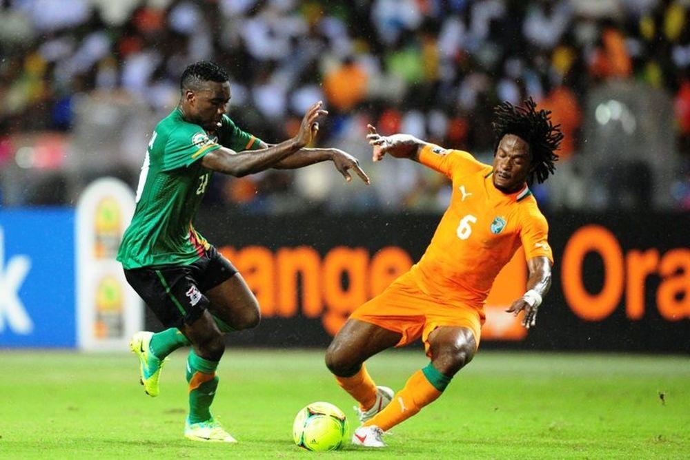 Στη Ζάμπια το Copa Africa!