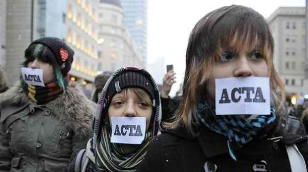 Γερμανία: Διαδήλωσαν κατά της ACTA