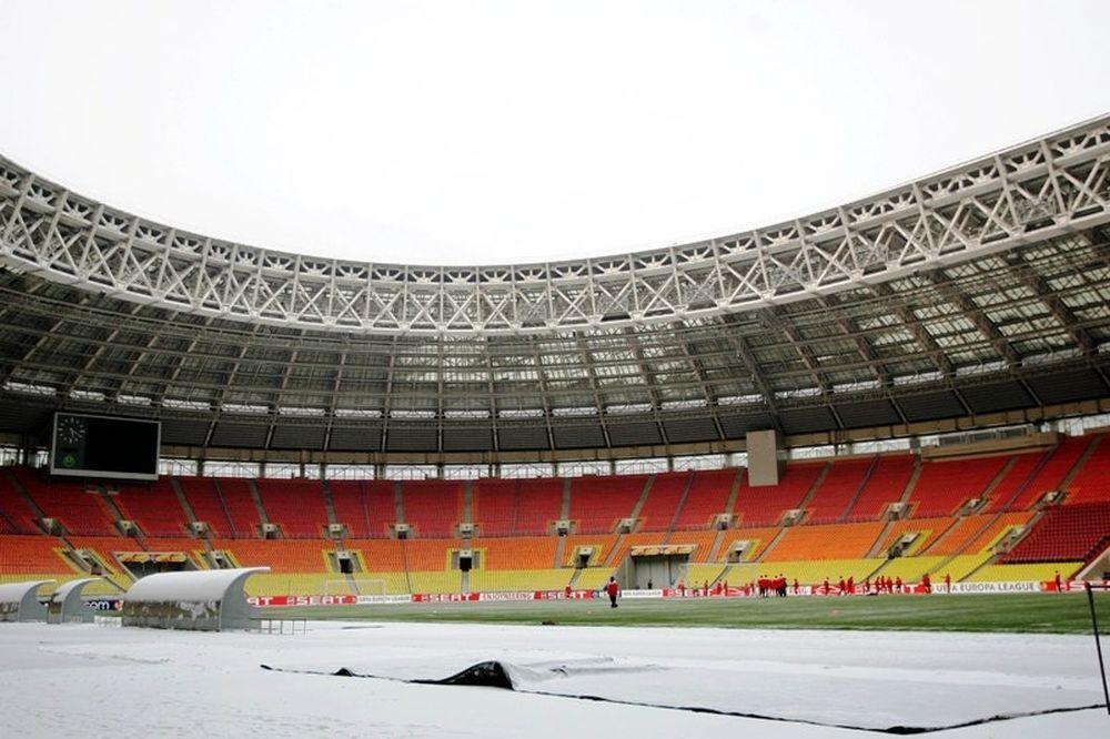 «Θρίλερ» για την έναρξη του αγώνα στη Μόσχα