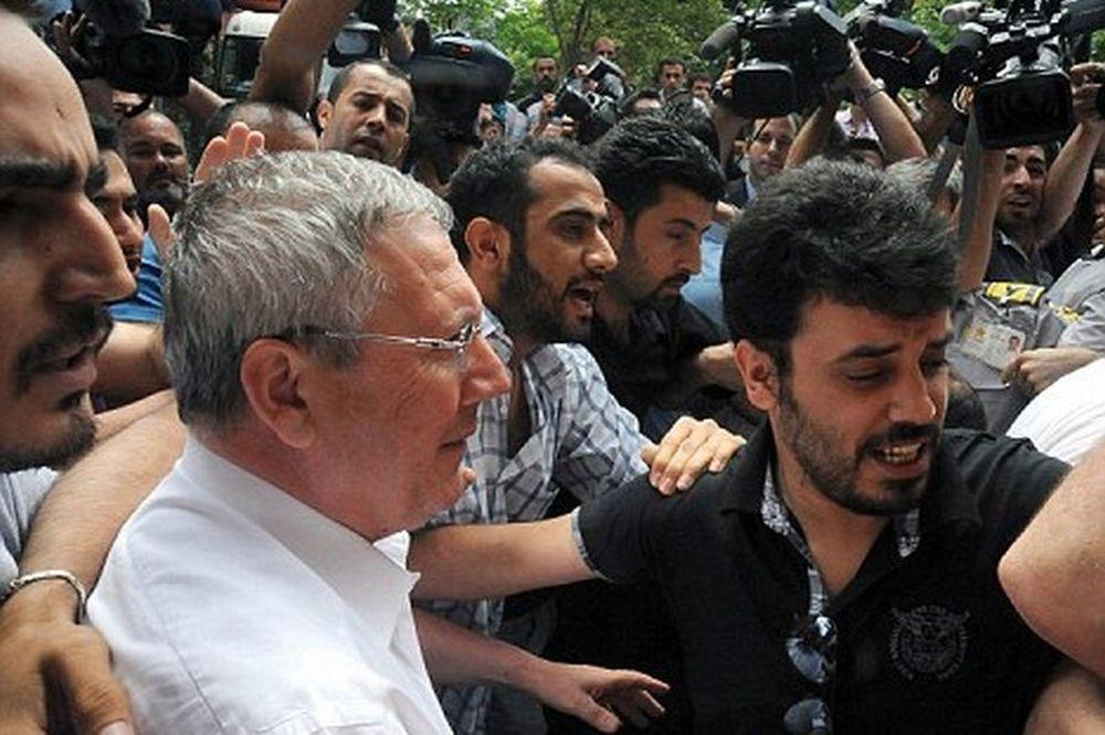 Διαμαρτυρίες στη δίκη για τα «στημένα» στην Τουρκία