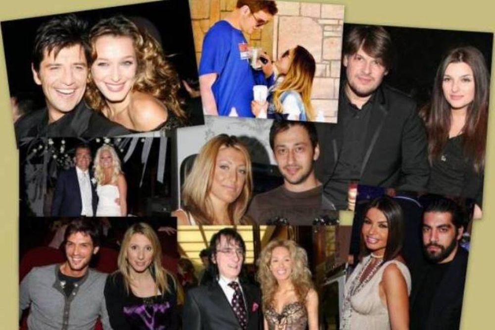 Διάσημες ιστορικές αγάπες
