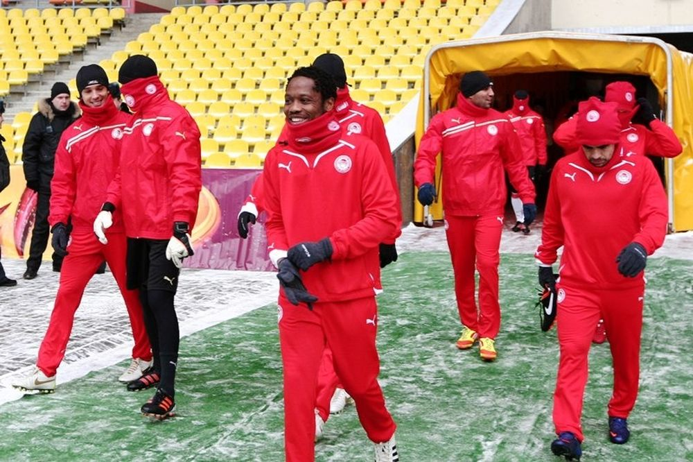 Εκπλήξεις στην 11άδα του Ολυμπιακού