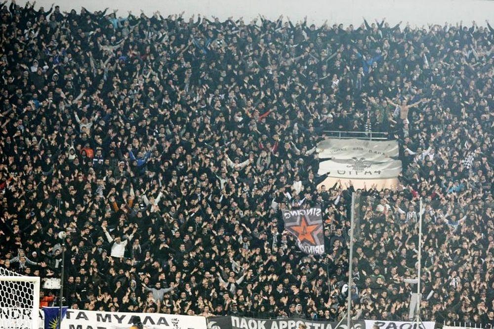 «Περισσότεροι από 5.000 φίλαθλοι του ΠΑΟΚ στο Φρίουλι»