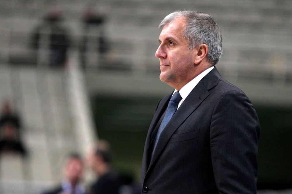 Ομπράντοβιτς: «Θέλω τη νίκη, όπως κι οι παίκτες»