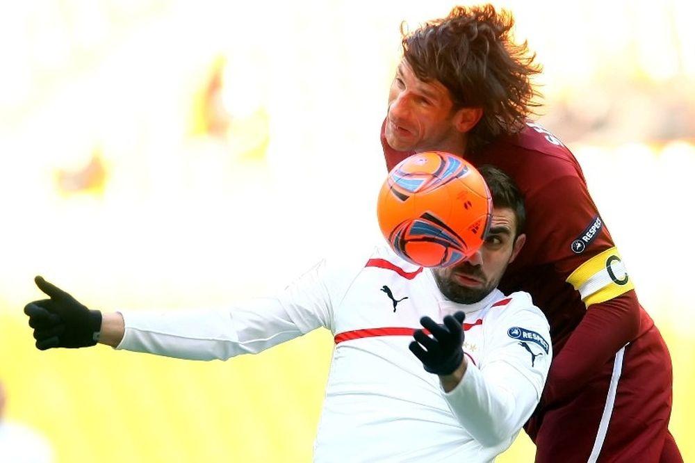 Σαρόνοφ: «Καλύτερα προετοιμασμένος ο Ολυμπιακός»