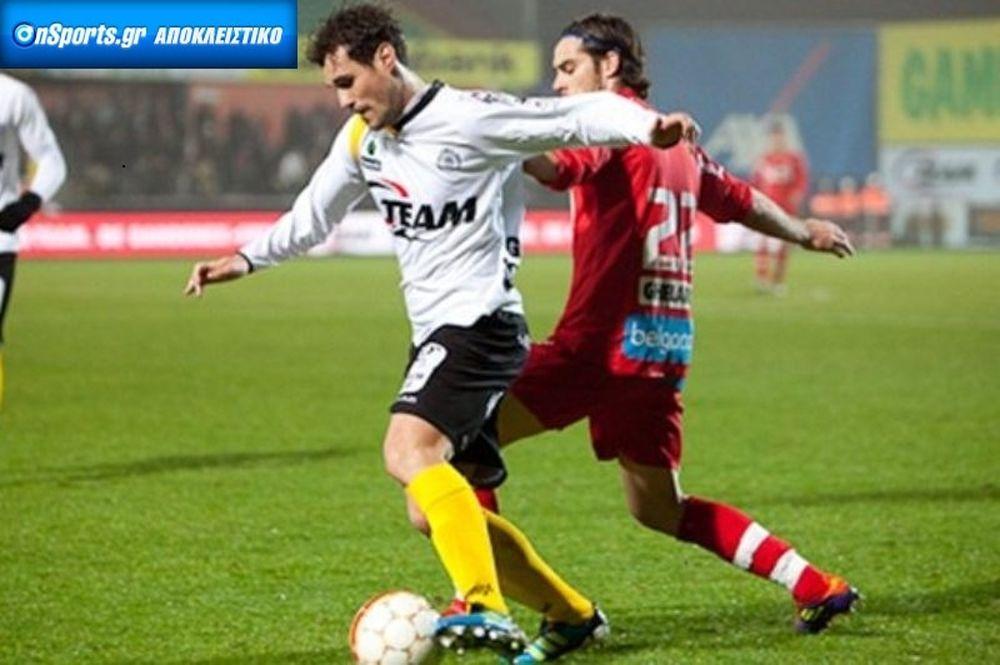 Γκαλίτσιος στο Onsports: «Ζουν για το ποδόσφαιρο στο Βέλγιο»