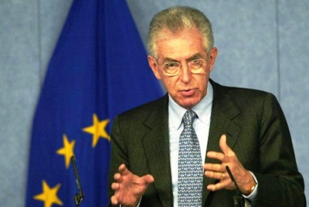 Κυβέρνηση τεχνοκρατών προτείνει στην Ελλάδα ο Μόντι