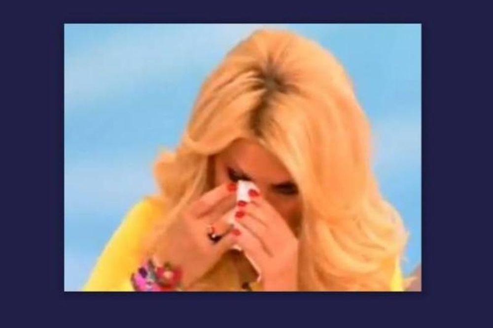 Τα δάκρυα της Ελένης On Camera!