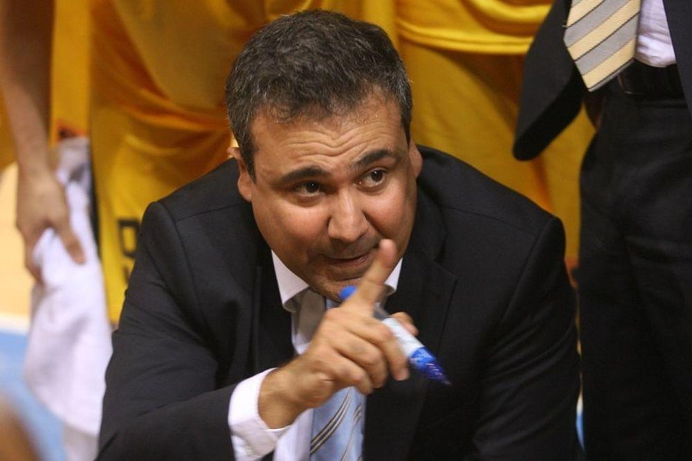 Φλεβαράκης: «Παίξαμε με ελληνική ομάδα»