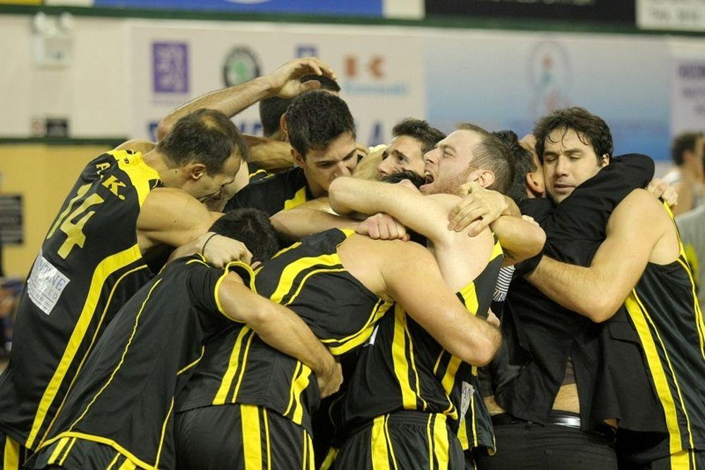 Τσιλιμιγκάκης: «Στο ύψος τους οι παίκτες»