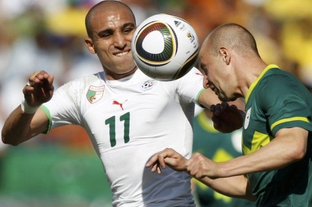 Εκτός Αλγερίας ο Τζεμπούρ