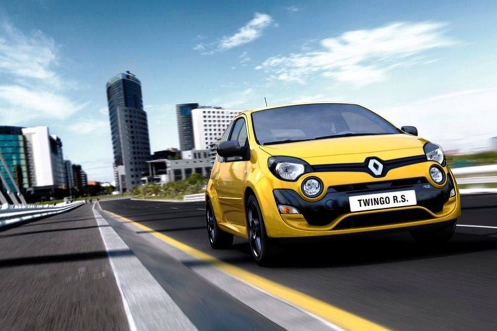 Ανανέωση και για το Renault Twingo RS