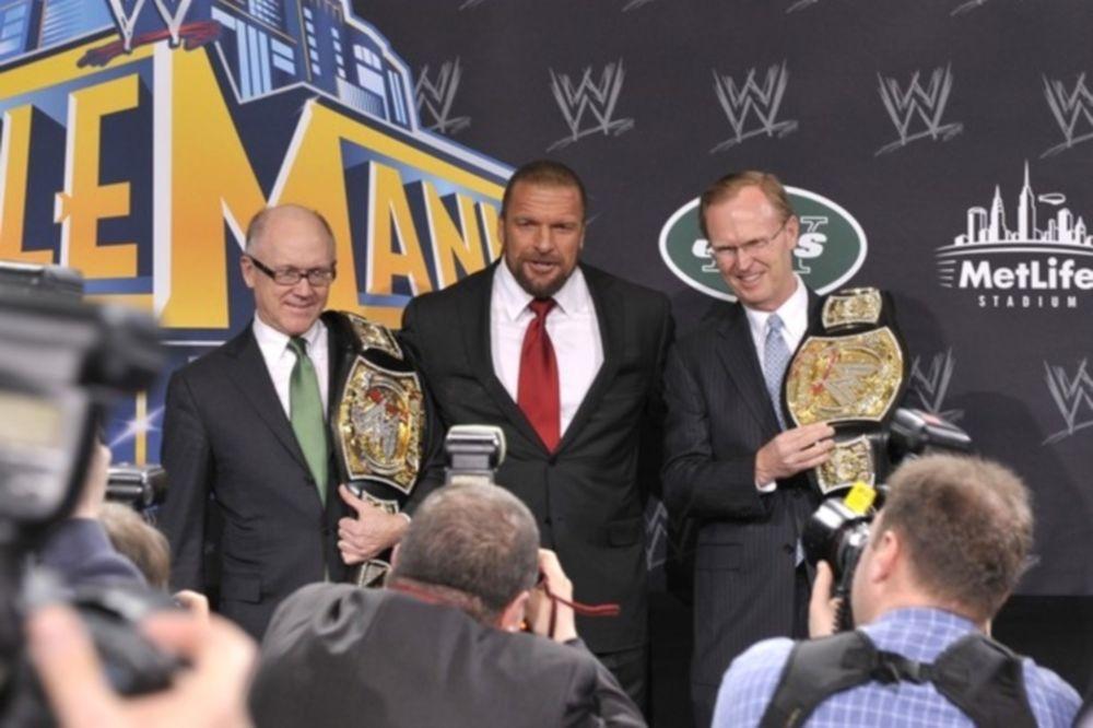 Στο Νιου Τζέρζεϊ η WrestleMania 29
