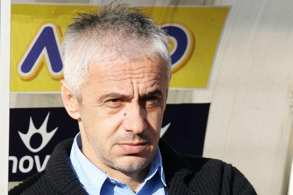 Χαραλαμπίδης: «Δύσκολο, αλλά όχι κομβικό το ματς με Εθνικό Γαζώρου»