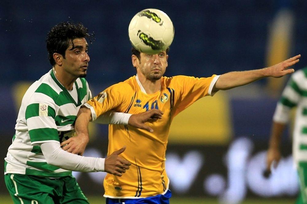 Και στη Σαουδική Αραβία παίζουν μπάλα! (video)