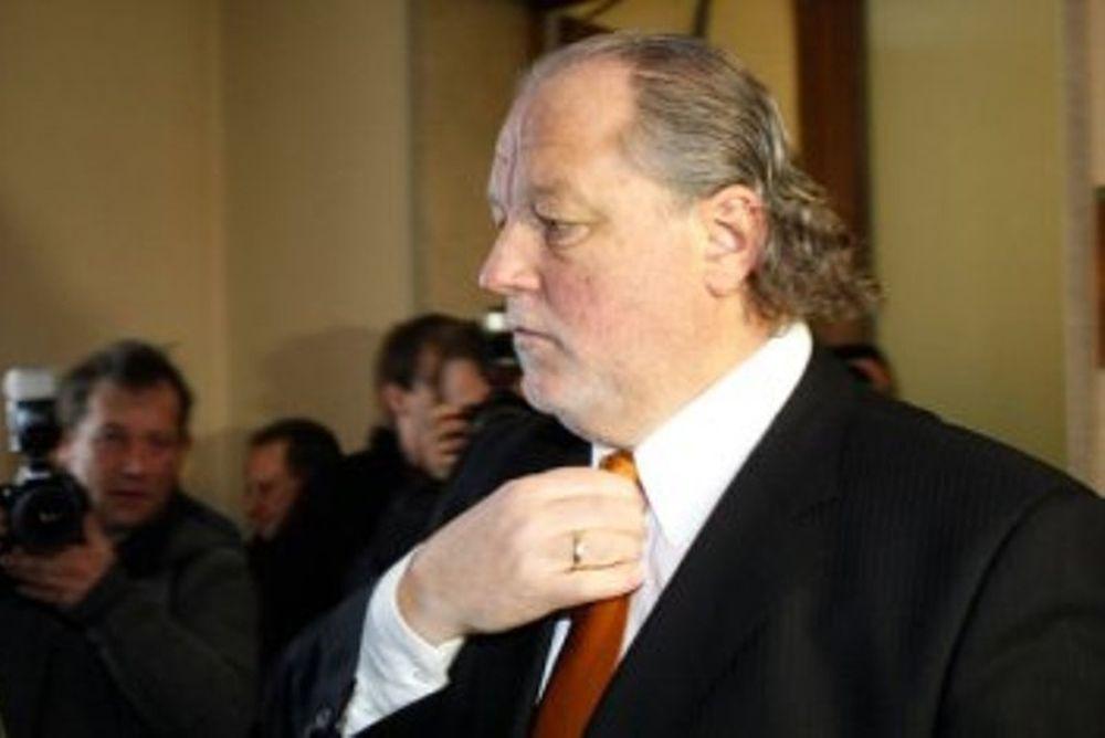 Πέντε χρόνια φυλάκιση στον πρώην πρόεδρο της Στουρμ!