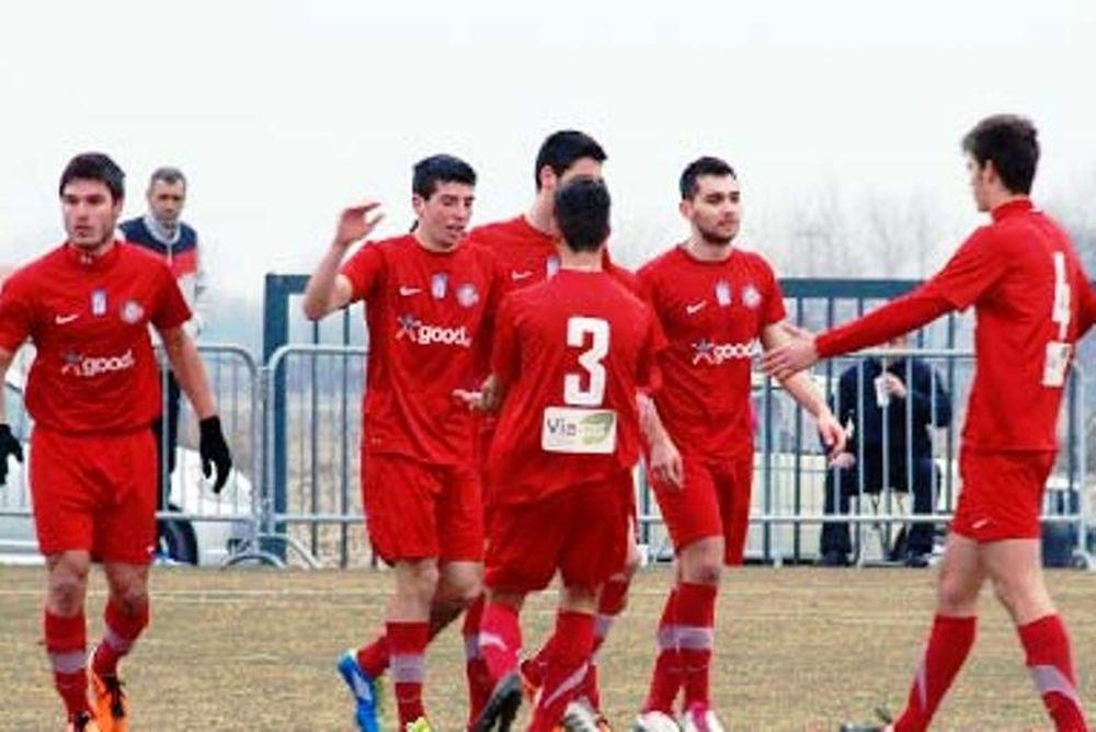 Ξάνθη-Αστέρας Τρίπολης 2-1 (Κ20)