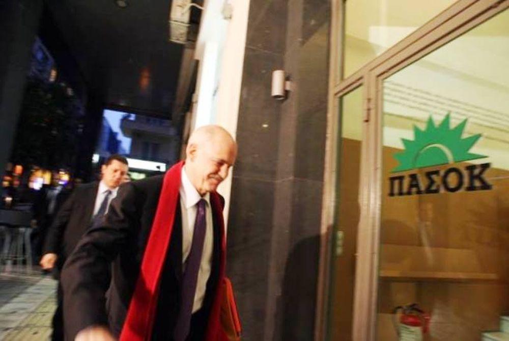 Προς εκλογή προέδρου από συνέδριο οδεύει το ΠΑΣΟΚ
