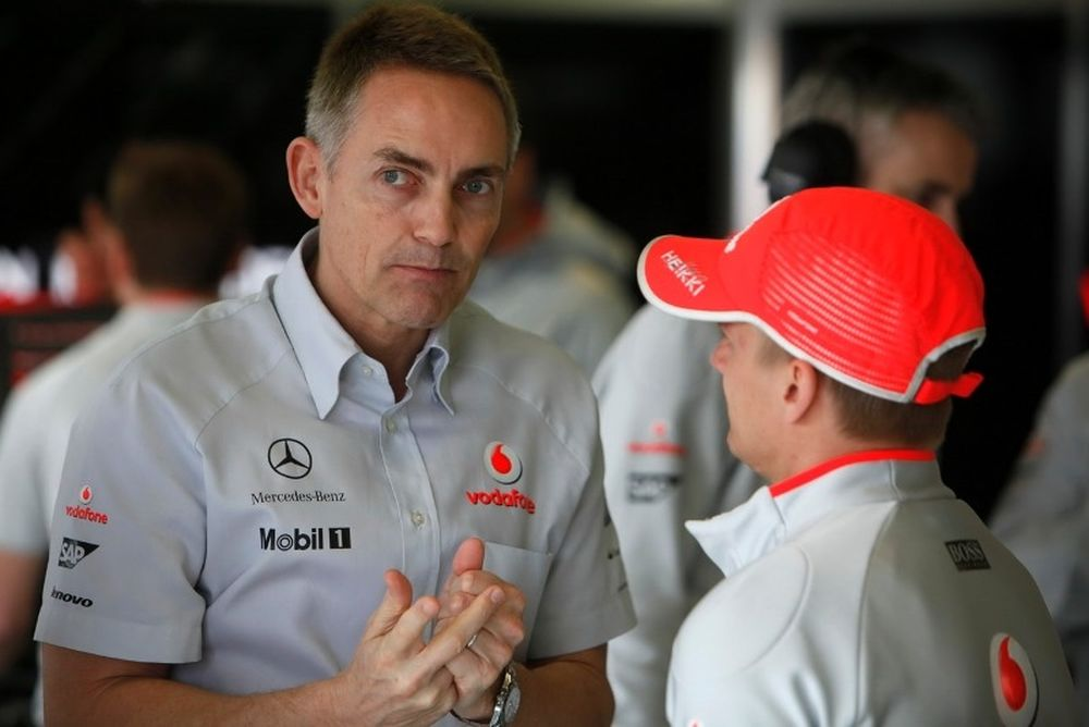 Δεν προβληματίζει το «σκαλοπάτι» στο ρύγχος της McLaren