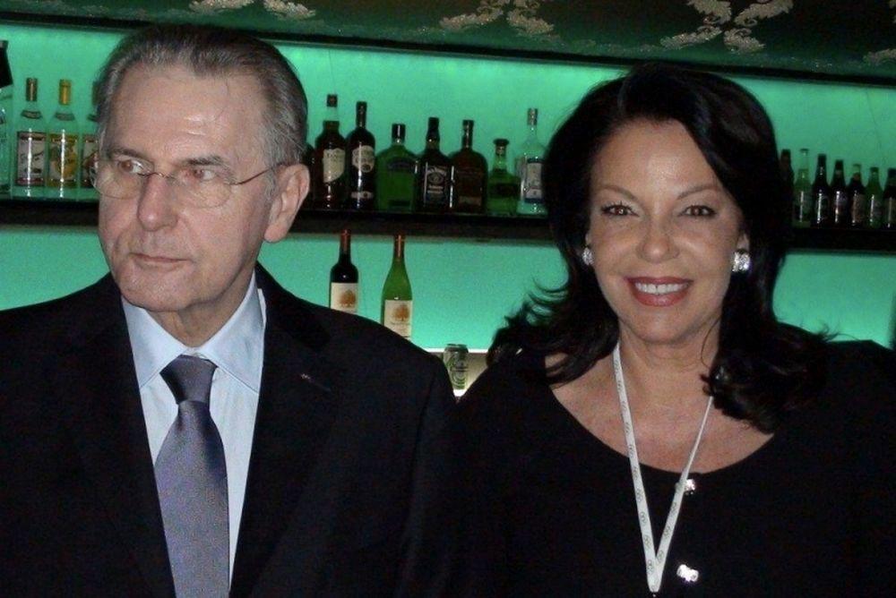 Η ΔΟΕ τίμησε την Κ. Παναγοπούλου (αποκλειστικές φωτογραφίες)