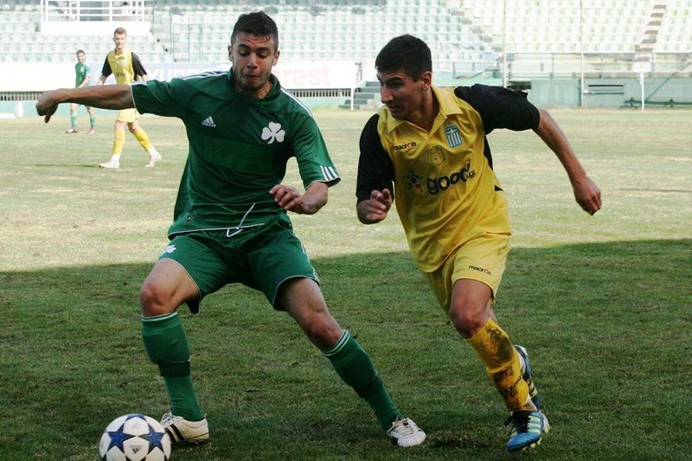 Εργοτέλης-Παναθηναϊκός 0-1 (Κ20)