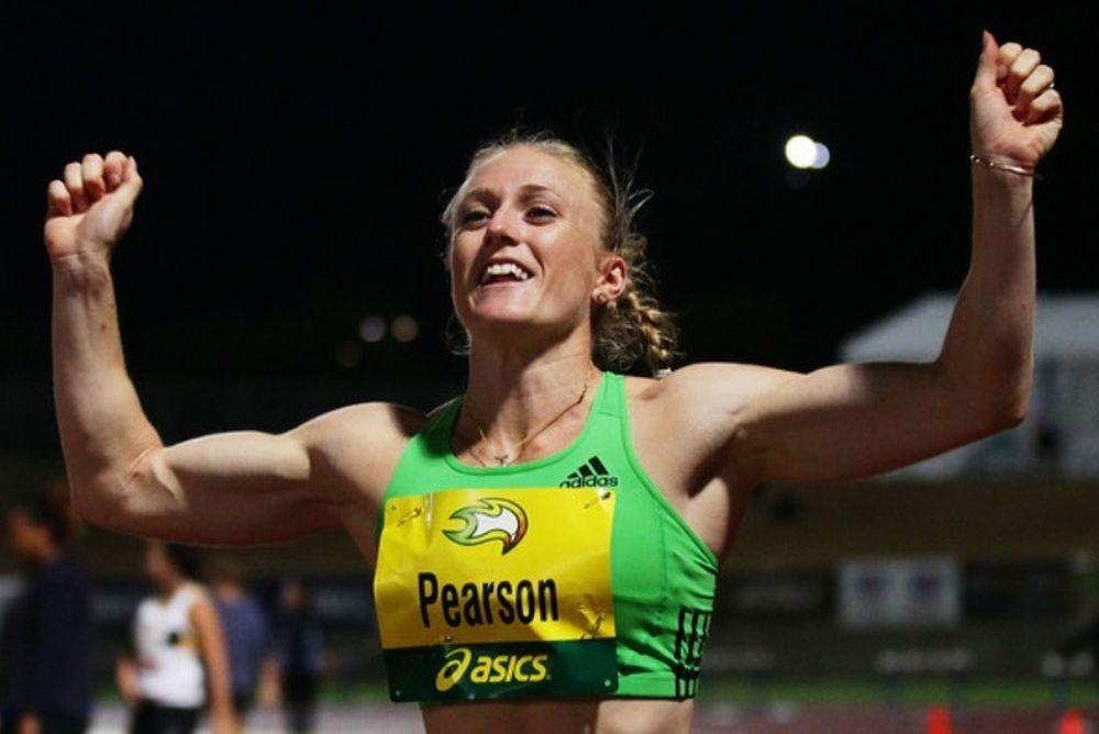 Νίκη με 12.66 για την Πίρσον