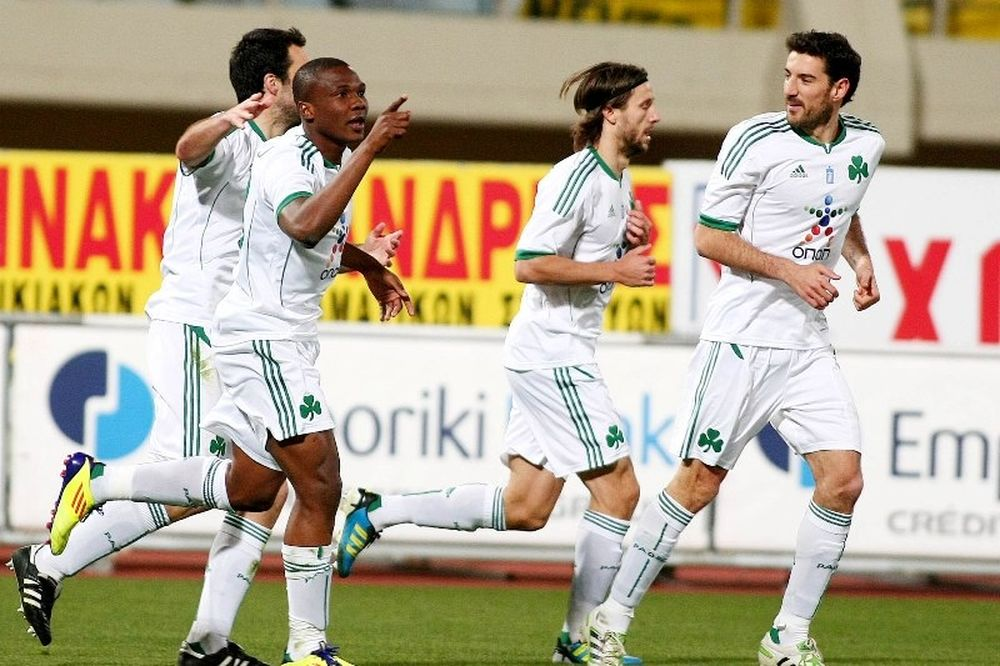 «Αέρας» στην Κρήτη ο Παναθηναϊκός, 2-0 τον Εργοτέλη (photos+videos)