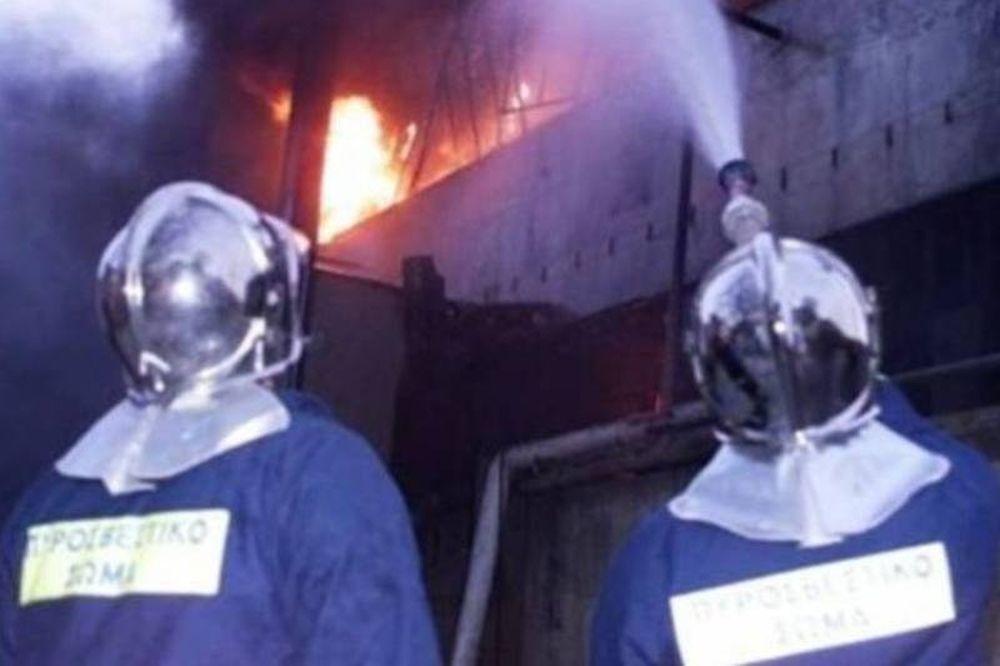 Βρέθηκαν νεκροί σε συνεργείο στο Βύρωνα