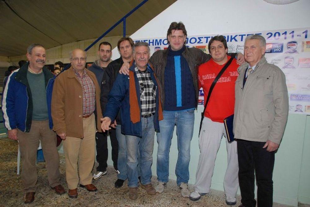 Βραβεύτηκε ο Απανασένκο (photos)
