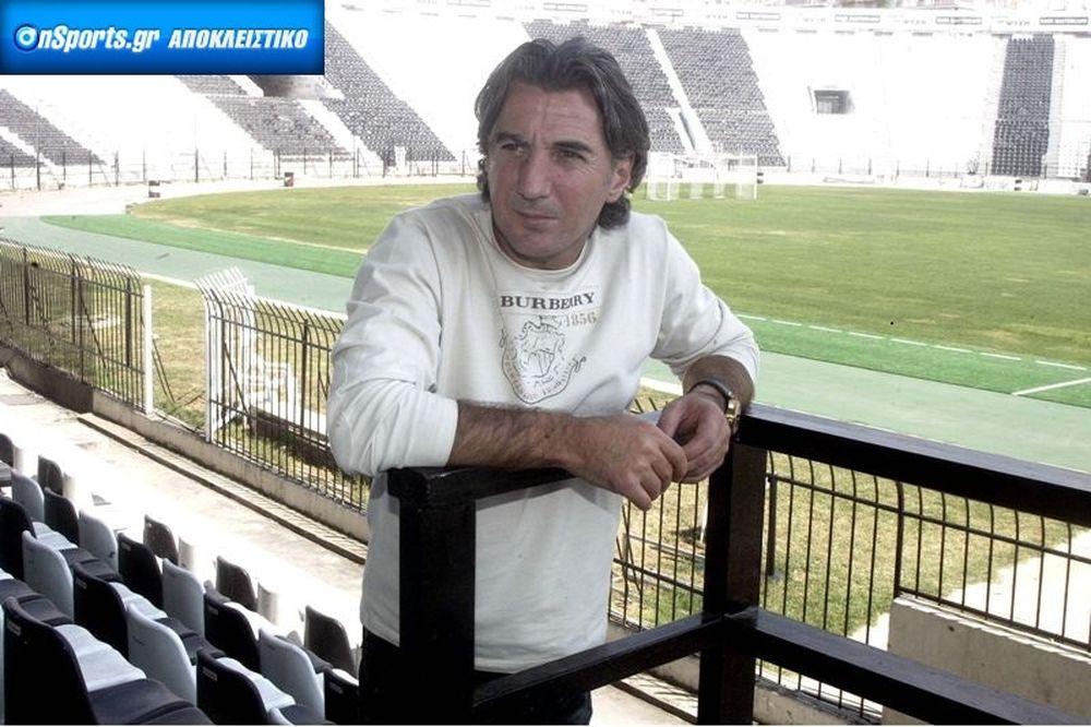Μπορμπόκης στο Onsports: «Κλειδί οι αντοχές του ΠΑΟΚ»