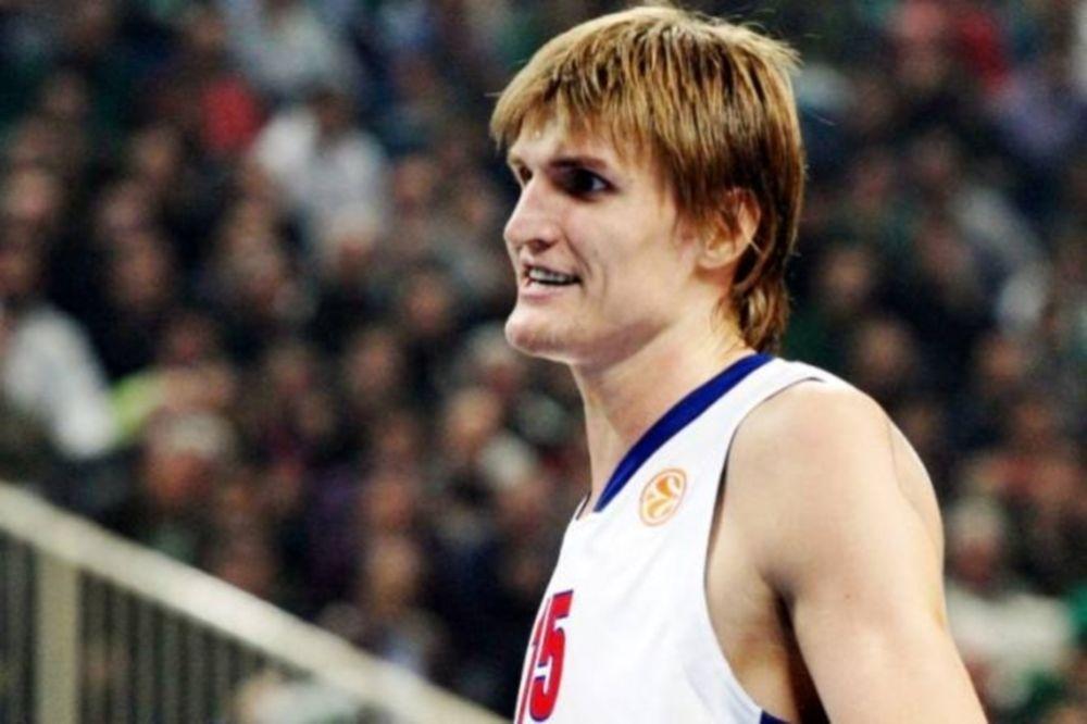 Κιριλένκο: «Από τις καλύτερες ομάδες ο Ολυμπιακός»