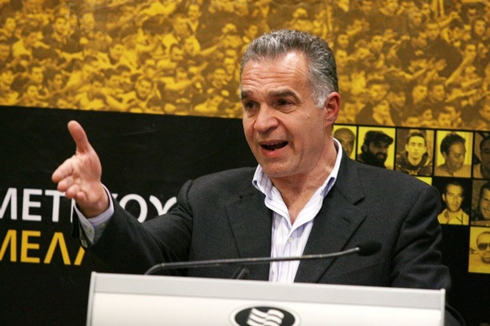 Κασνακίδης: «Κανένα θέμα με Χαραλαμπίδη και Ιωνικό»